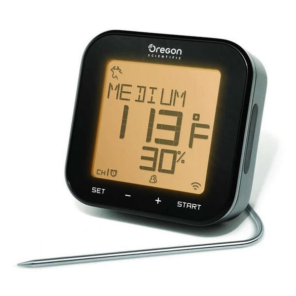 Oregon Scientific Grill Right Bluetooth BBQ Thermometer