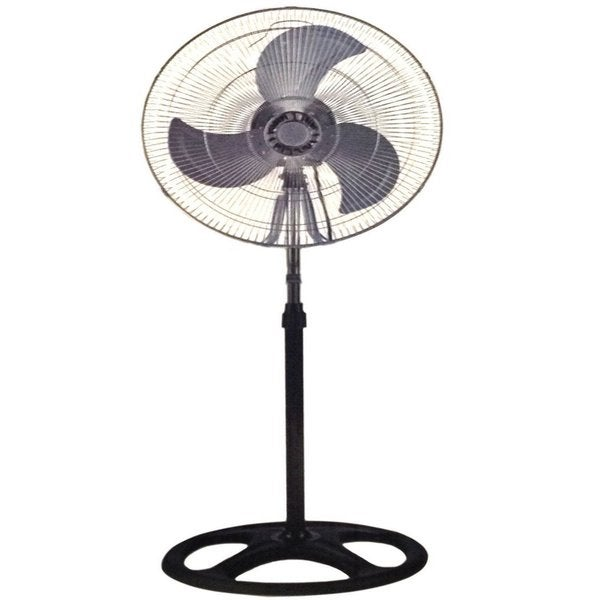 Industrial Standing Fan 18-inch Shop Commercial House High-velocity Oscillating Blower with 2-year Warranty