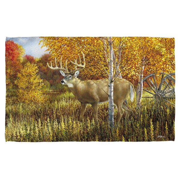 Wild Wings/When Color Is King 2 Beach Towel 19712034