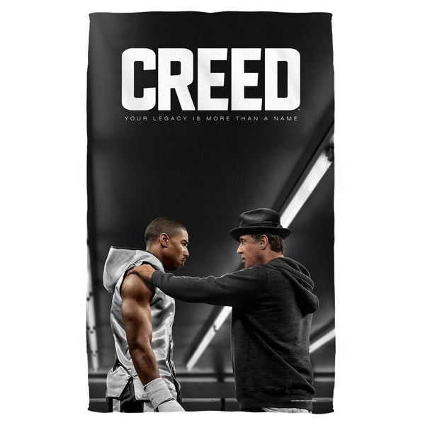 Creed/Poster Beach Towel