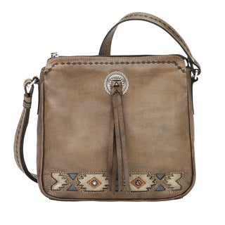 American West Native Sun Crossbody Bag