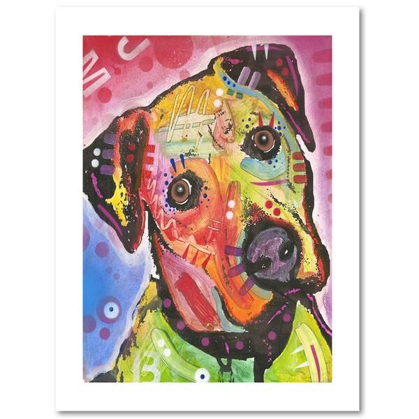 Dean Russo 'Innocent' Paper Art