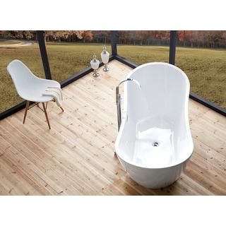 Legion Furniture 71-inch Freestanding Bathtub