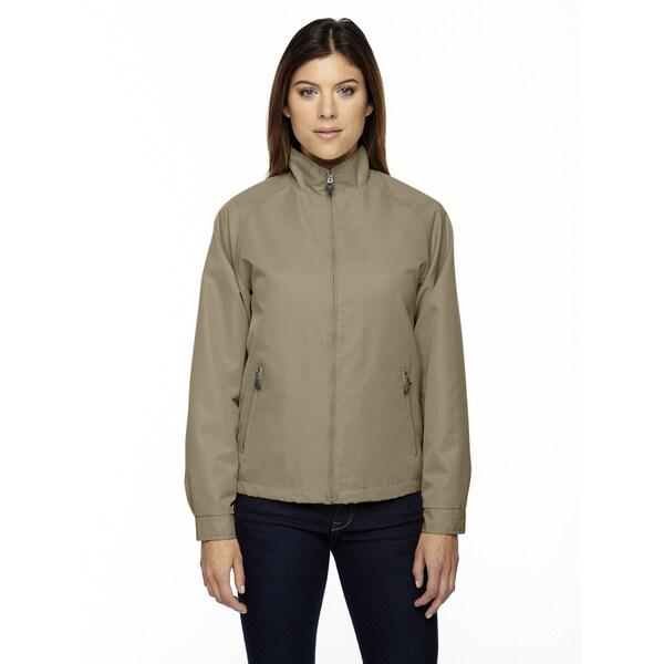 Mid-length Women's Micro Twill Limestone 825 Jacket