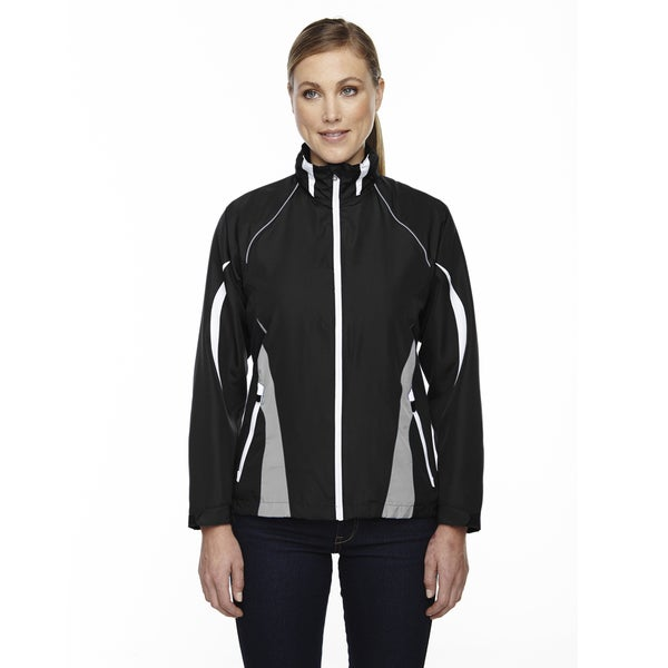 Impact Women's Active Lite Colorblock Black 703 Jacket