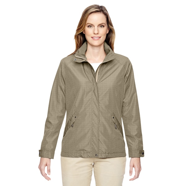 Excursion Women's Transcon Lightweight with Pattern Stone 019 Jacket
