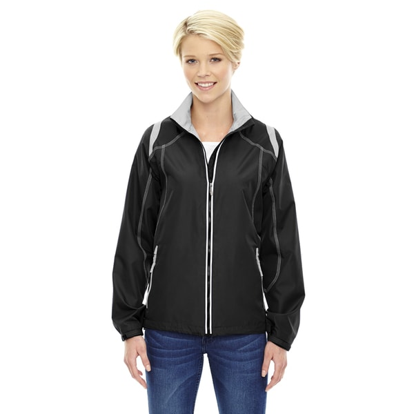 Endurance Women's Lightweight Colorblock Black 703 Jacket