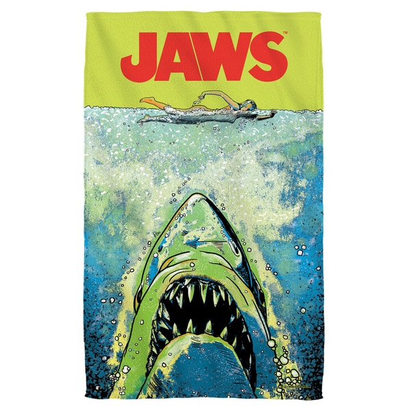 Jaws/Attack Beach Towel