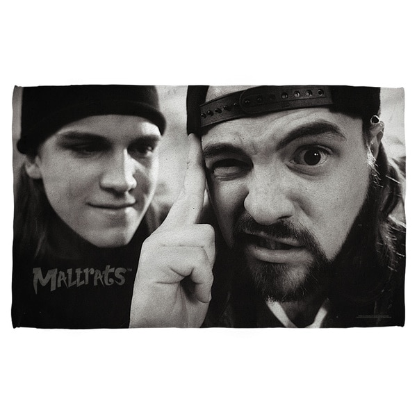 Mallrats/Force Beach Towel