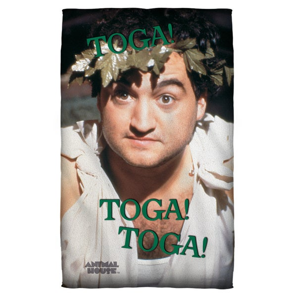 Animal House/Toga Beach Towel