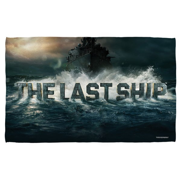 Last Ship/Out To Sea Beach Towel