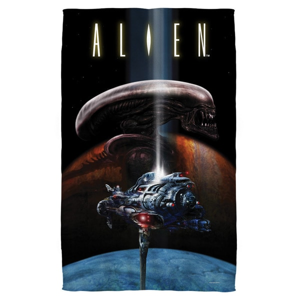 Alien/Prey Beach Towel