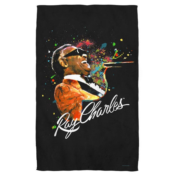 Ray Charles/Soul Beach Towel