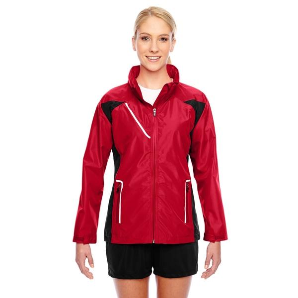Dominator Women's Waterproof Sport Red Jacket