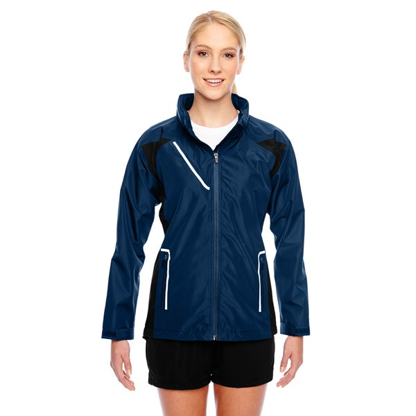 Dominator Women's Waterproof Sport Dark Navy Jacket