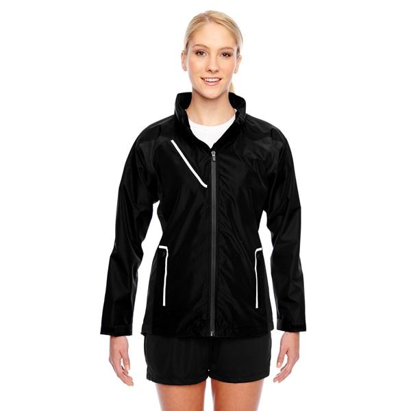 Dominator Women's Waterproof Black Jacket