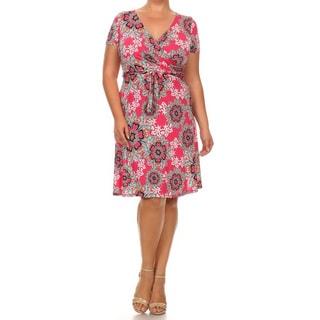 Women's Floral Paisley Dress