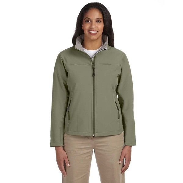 Soft Shell Women's Olive Jacket