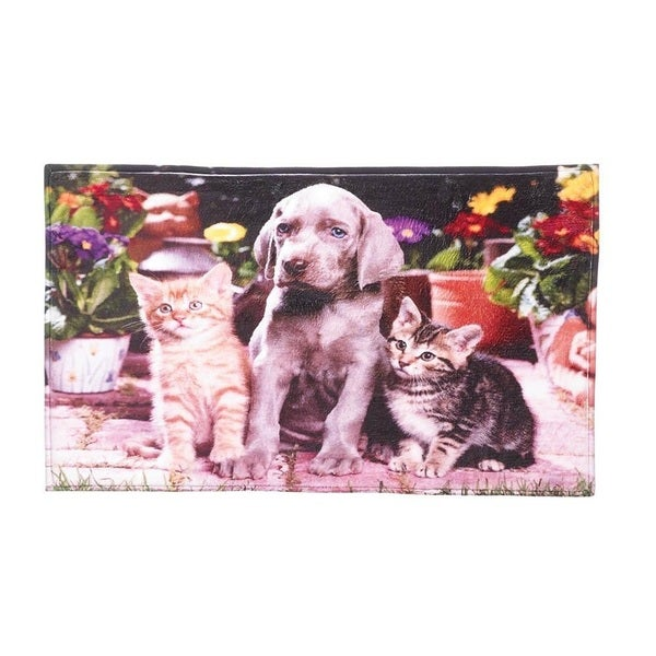 Charming Animals Floor Mat