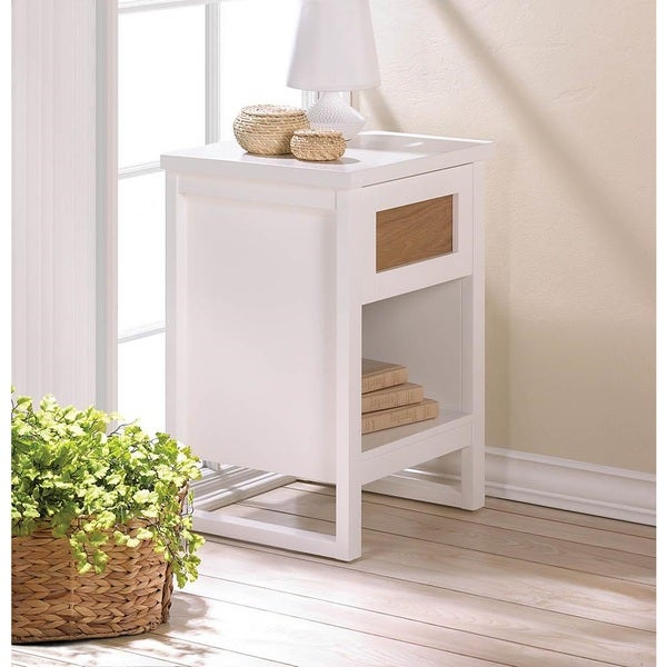 Atlantic Modern Sleek Accent Table