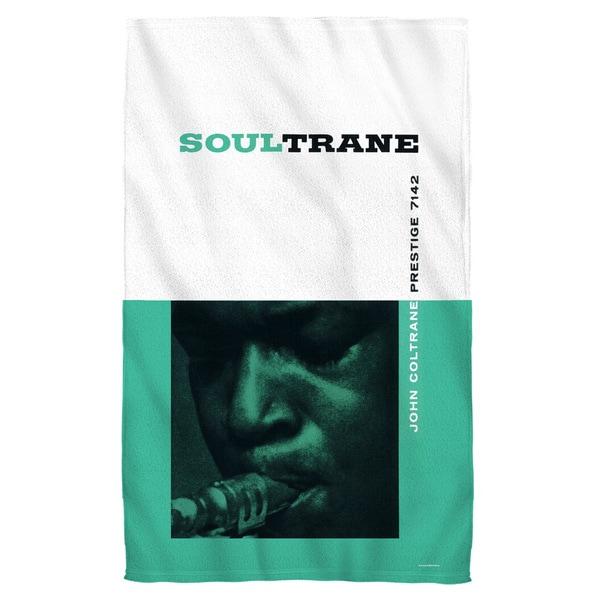 John Coltrane/Soul Trane Beach Towel 19719495