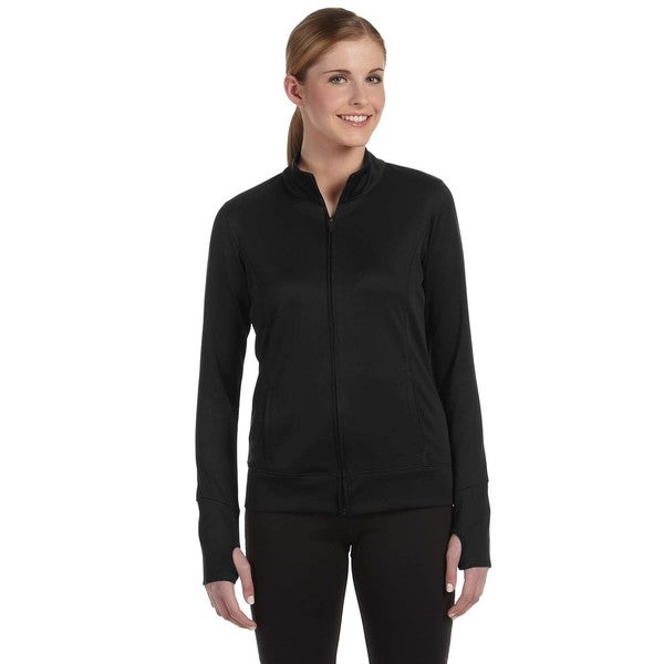 Lightweight Women's Black Jacket