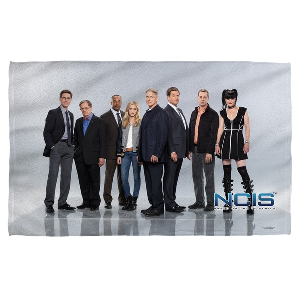 Ncis/Group Beach Towel