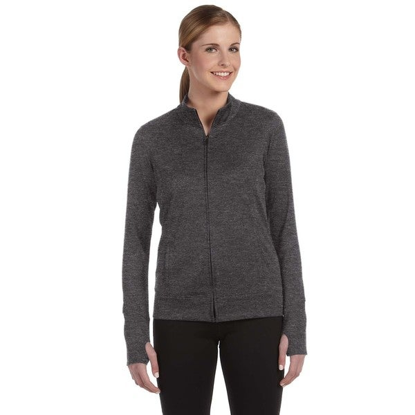 Lightweight Women's Dark Grey Heather Jacket