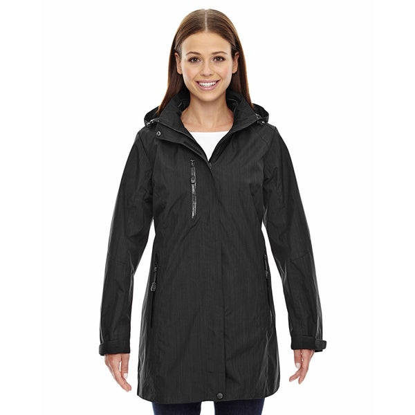 Metropolitan Lightweight Women's City Length Black 703 Jacket