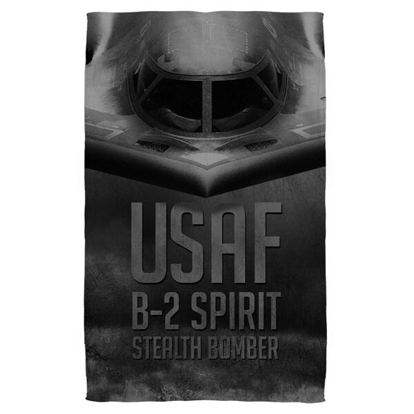Air Force/Stealth Beach Towel