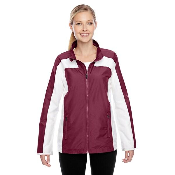 Squad Women's Sport Maroon Jacket