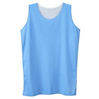 Reversible Women's Columbia Blue/ White Tank