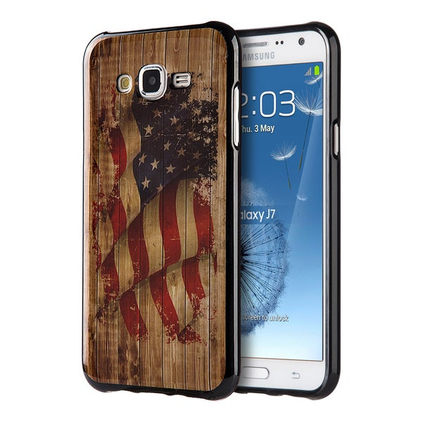 Samsung Galaxy J7 2015 Faded Glory TPU IMD Case