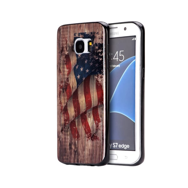 Faded Glory TPU IMD Case for Samsung Galaxy S7 Edge