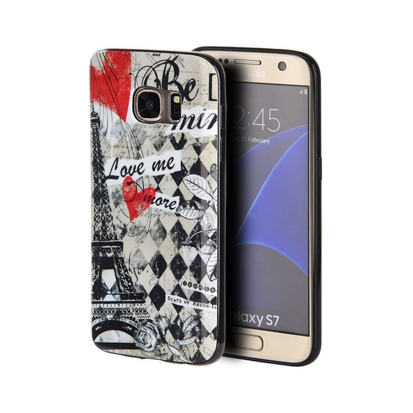 Paris Amour Samsung Galaxy S7 Case