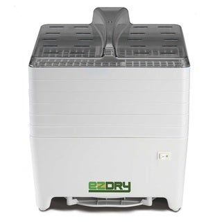 Excalibur EZDRY White 6-tray Stackable Dehydrator