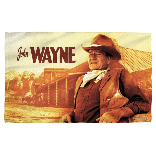 John Wayne/Old West Bath Towel