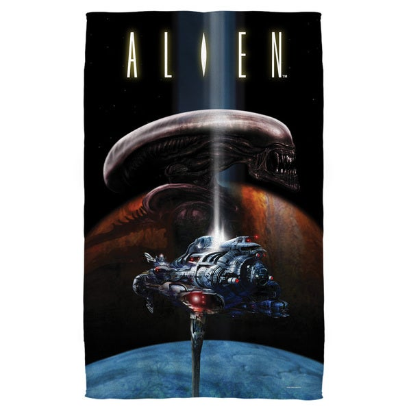Alien/Prey Bath Towel