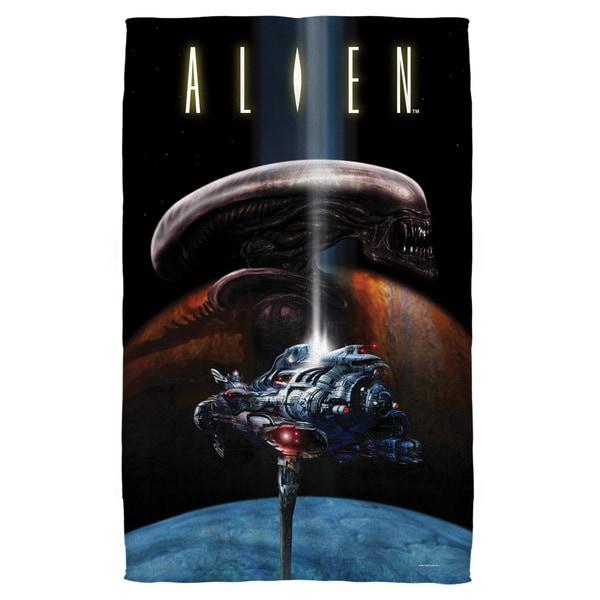 Alien/Prey Bath Towel