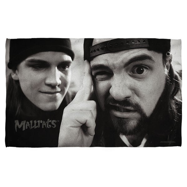 Mallrats/Force Bath Towel