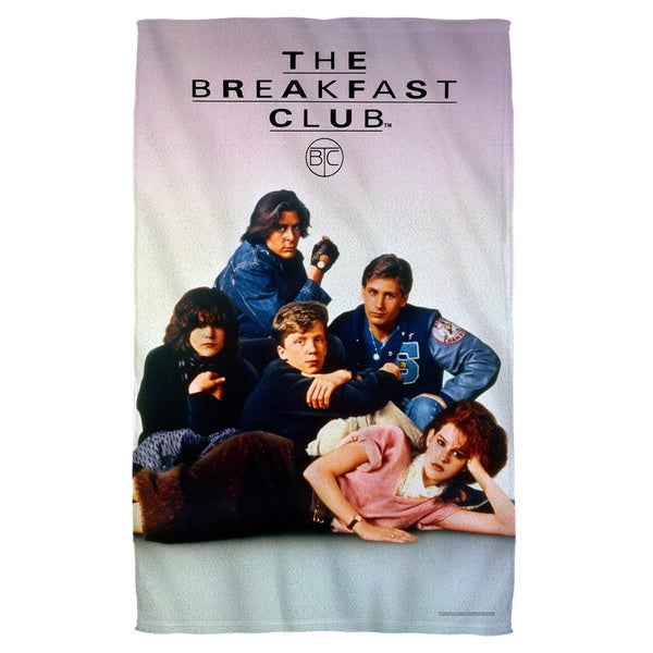 Breakfast Club/Poster Bath Towel