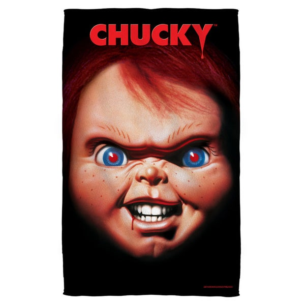 Childs Play 3/Poster Bath Towel