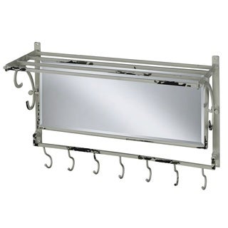 Cooper Classics Drews Metal Hanging Rack