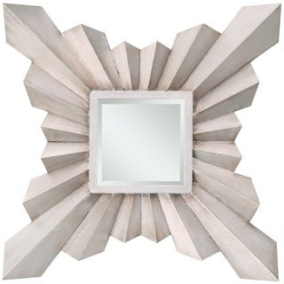Kera Silver Wall Mirror
