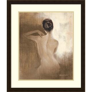 Framed Art Print 'Reflection I' by DV Thomas 23 x 27-inch