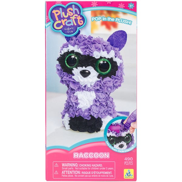 PlushCraft Fabric Fun 3D Kit