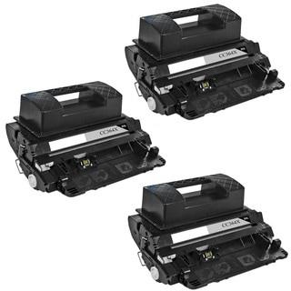 3PK Compatible CC364X Toner Cartridge For HP LaserJet P4014 , P4014n , P4015 , P4015n , P4015tn ( Pack of 3 )