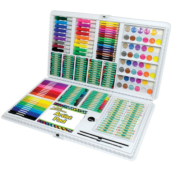 Art Adventure Art Set 251 Pieces