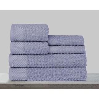 Kempsey Turkish Cotton 6-piece Towel Spa Set