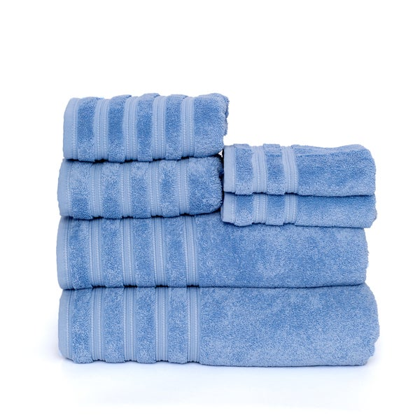 Gilston Turkish Cotton 6-piece Towel Spa Set